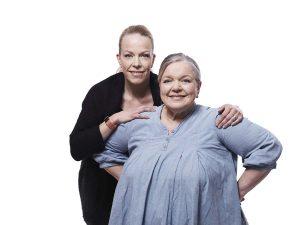 Katri ja Kirsti Manninen Nyrkki Elisa Viihde