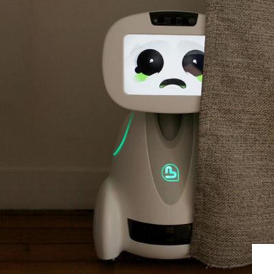Buddy -robotti valvoo kodin turvallisuutta