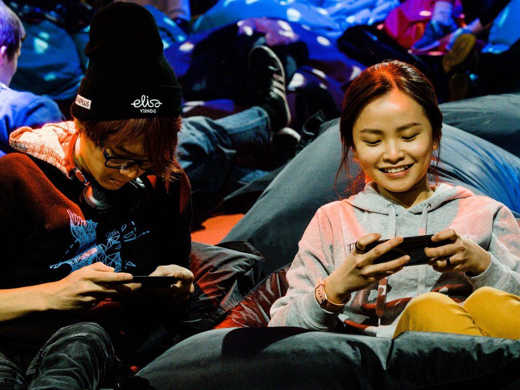 Gamexpo mobiiliturnaus oneplus elisa viihde