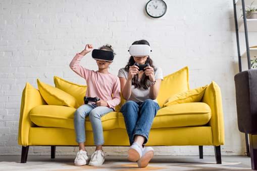 5G virtuaalitodellisuus elisa