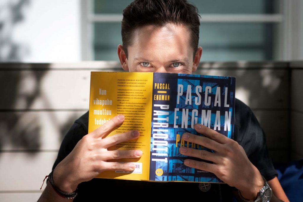 Pascal engman Elisa Kirja