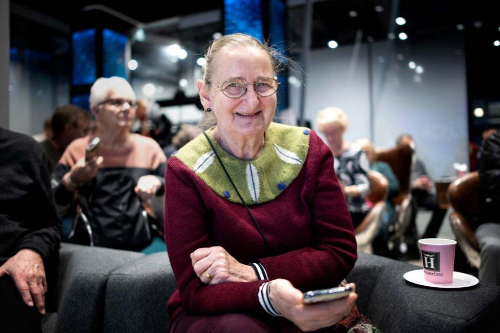 Senioreiden digiokoulu Elisa Kulma