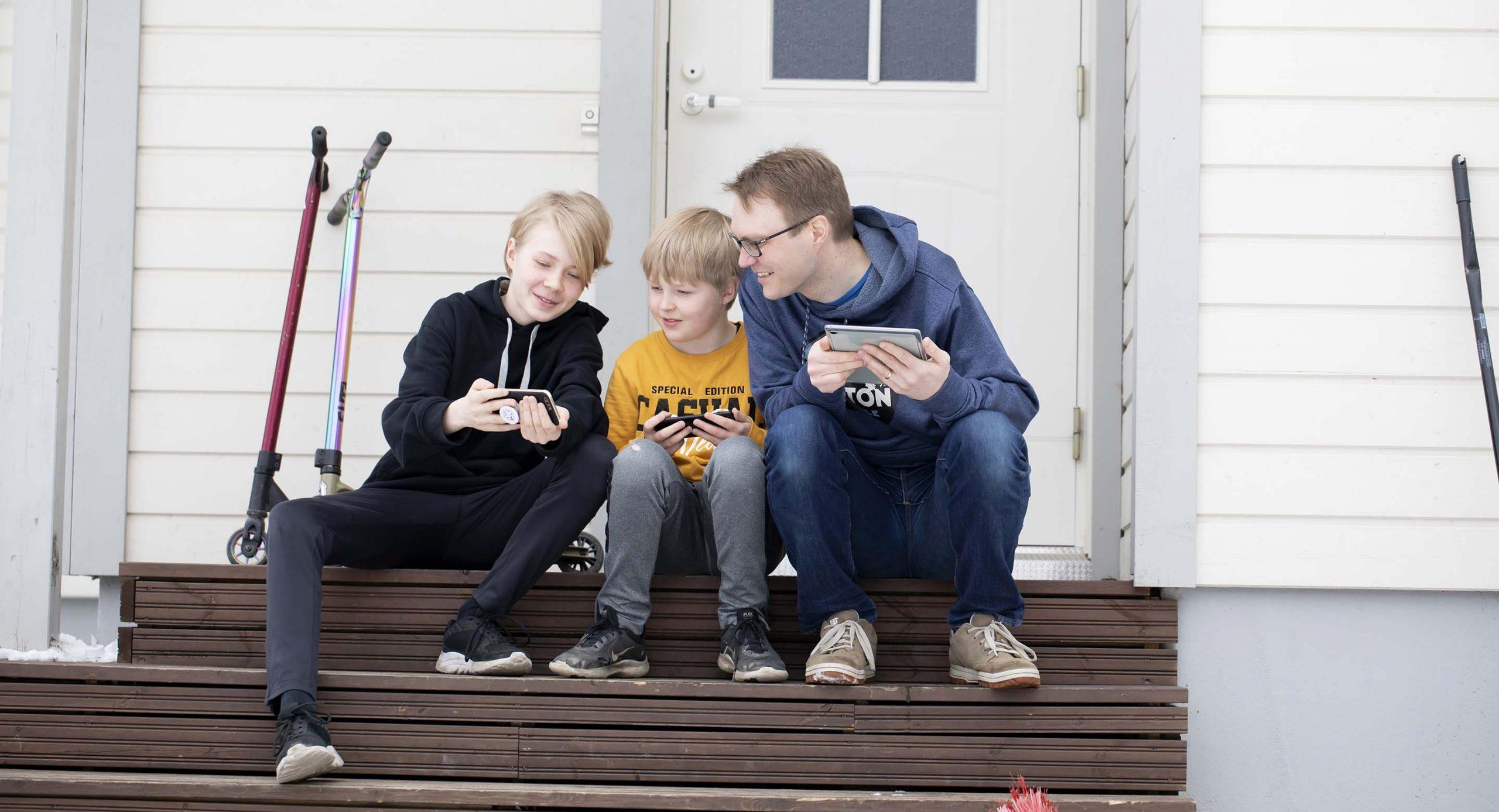 5G Kotinetti Jyväskylä