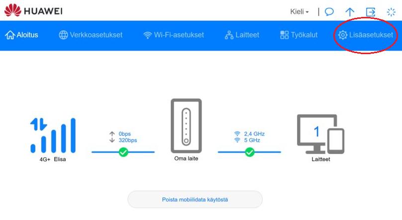 Huawei Puhelimen Resetointi