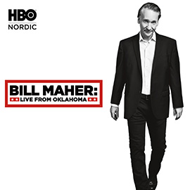 Bill Maher: Live from Oklahoma HBO Nordicilla