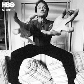 Robin Williams: Come Inside My Mind HBO Nordicilla