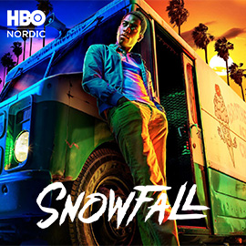 Snowfall HBO Nordicilla