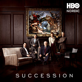 Succession HBO Nordicilla