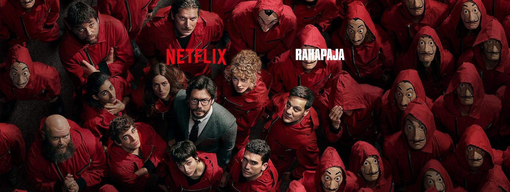 Netflix Rahapaja