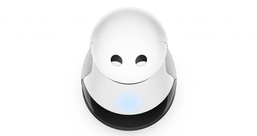 Kuri-robotti kommunikoi silmän liikkeiden ja erilaisten äänien avulla