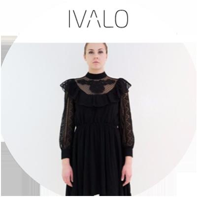 IVALO on kotimainen sovellus, jolla voi selata suomalaista vaatemuotoilua
